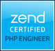 Zend Certified PHP Engineer Logo